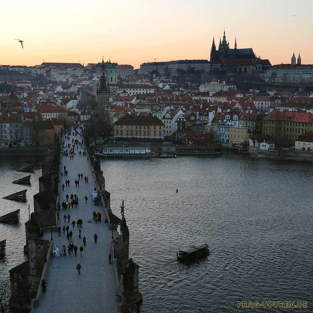 Prag Stadtführungen und Touren  Bewertungen - Helena