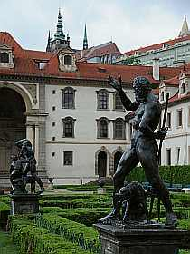 Wallenstein Palais - Prag - Private Führungen